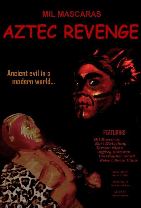 Постер фильма Aztec Revenge 2015