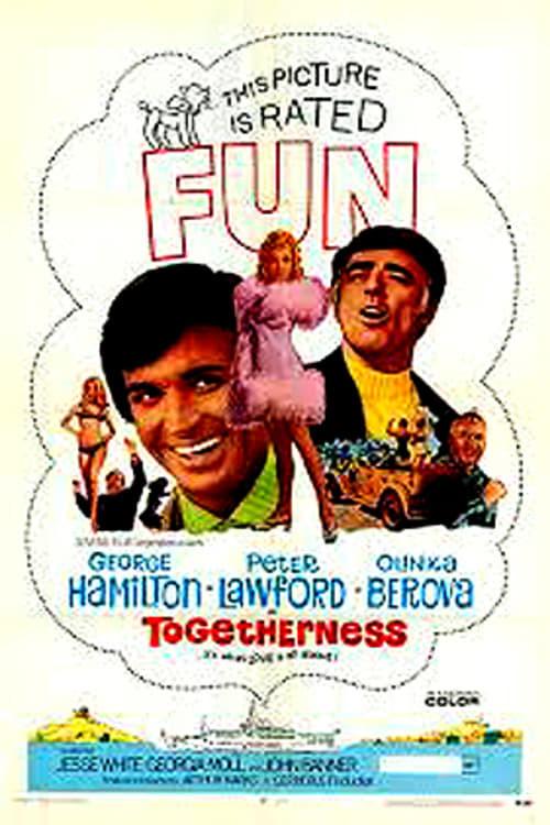 Постер фильма Togetherness 1970
