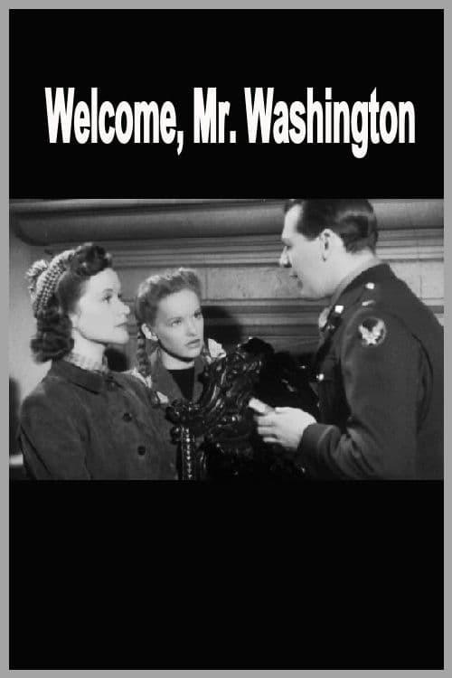 Постер фильма Welcome, Mr. Washington 1944