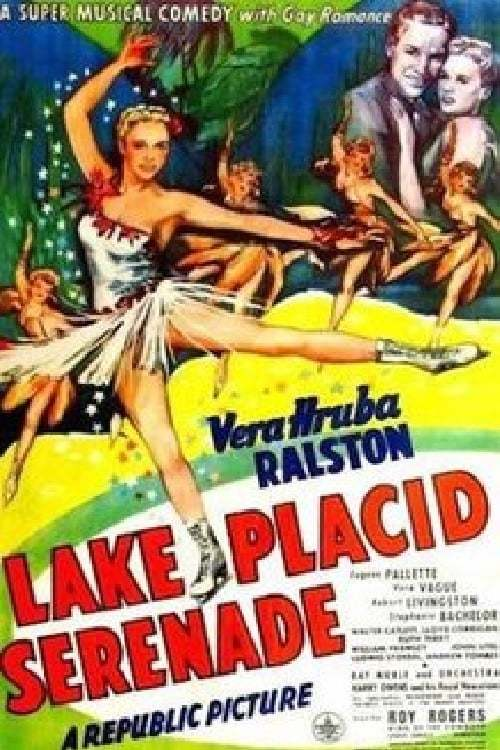 Постер фильма Lake Placid Serenade 1944