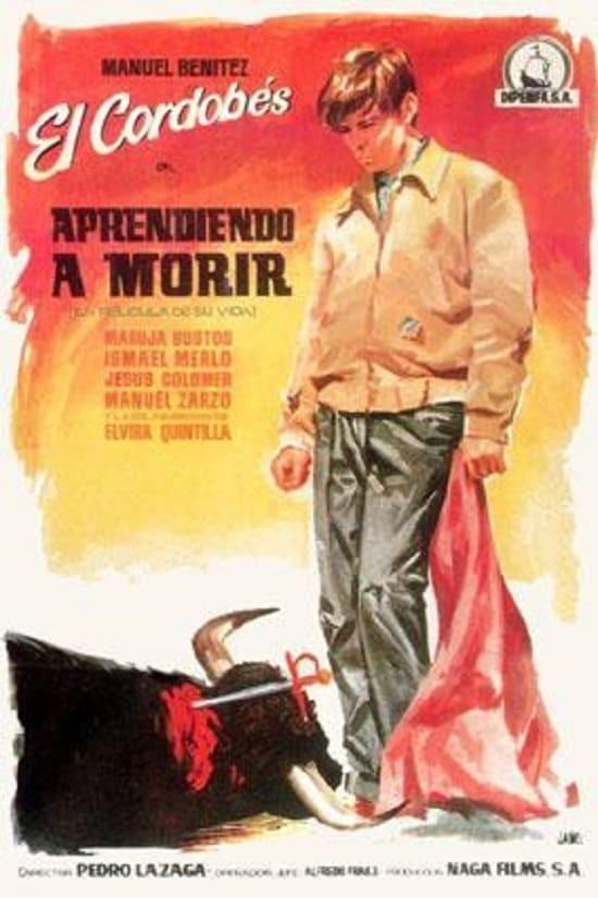 Постер фильма Aprendiendo a morir 1962
