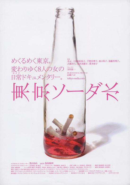 Постер фильма Tôkyô sôda-sui 2008