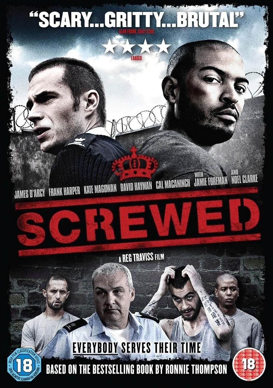 Постер фильма Тюремщик Screwed 2011