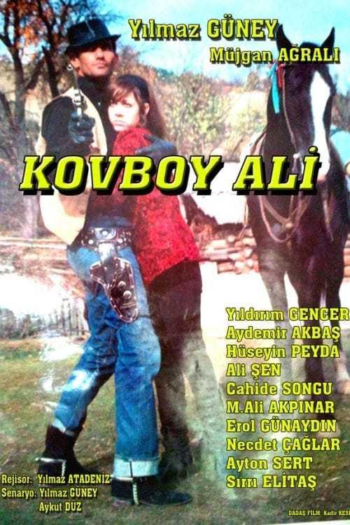 Постер фильма Ковбой Али 1966
