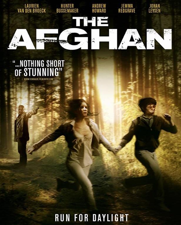 Постер фильма The Afghan 2016