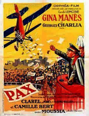 Постер фильма Pax 1932