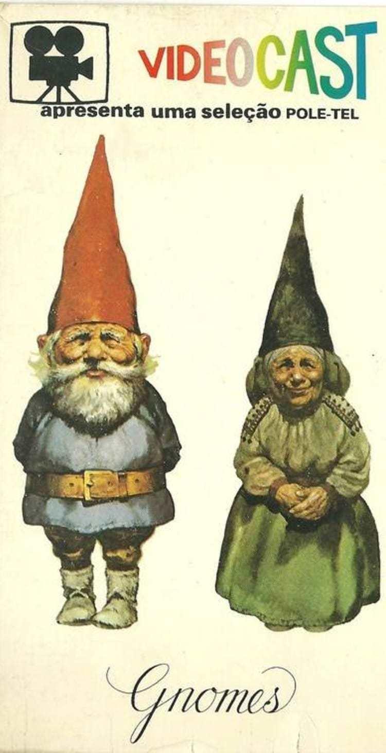 Постер фильма Gnomes 1980