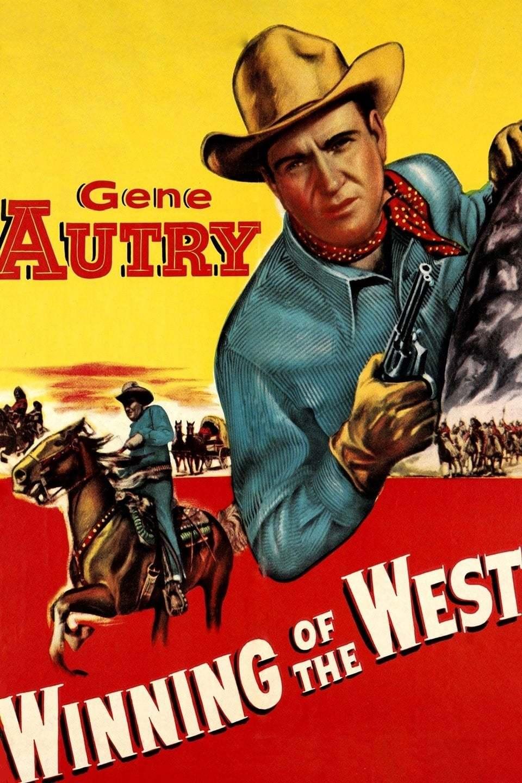 Постер фильма Winning of the West 1953