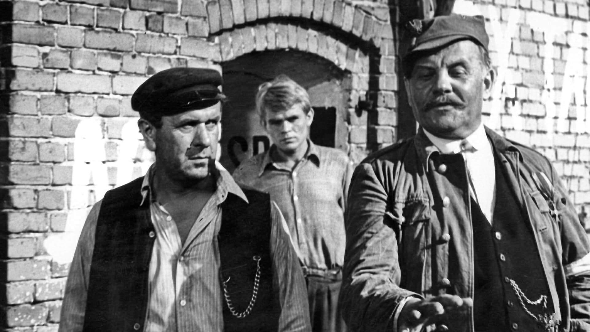 Кадры из фильма Все свои Sami swoi 1967