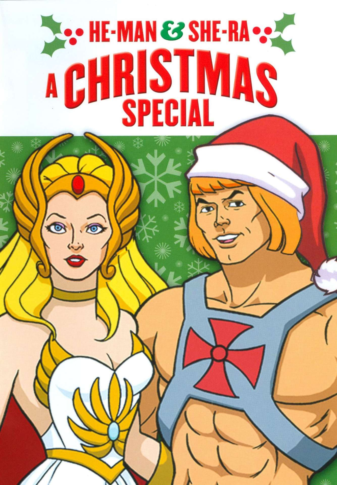 Постер фильма Хи-Мен и Ши-Ра: Рождественский выпуск He-Man and She-Ra: A Christmas Special 1985