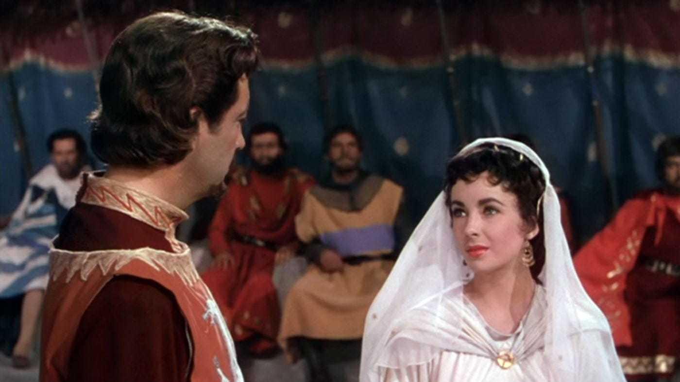 Кадры из фильма Айвенго Ivanhoe 1952