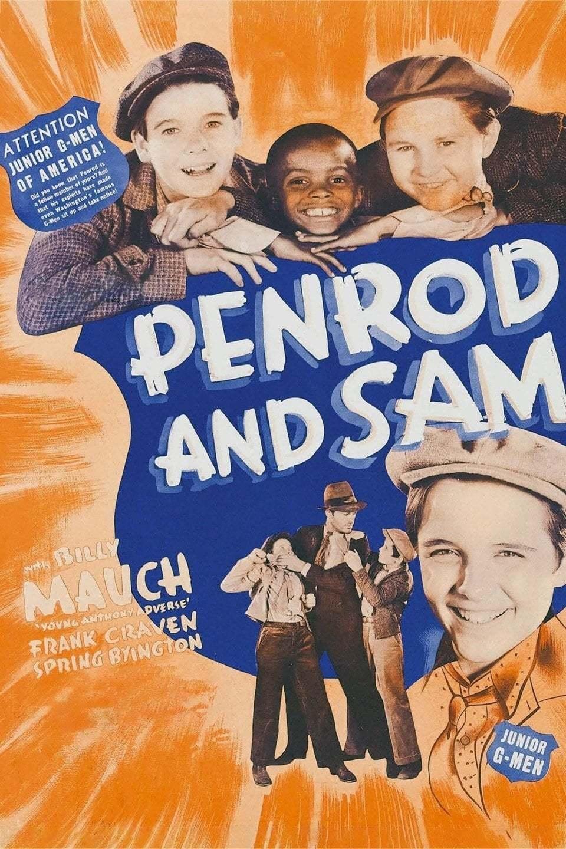 Постер фильма Пенрод и Сэм 1937