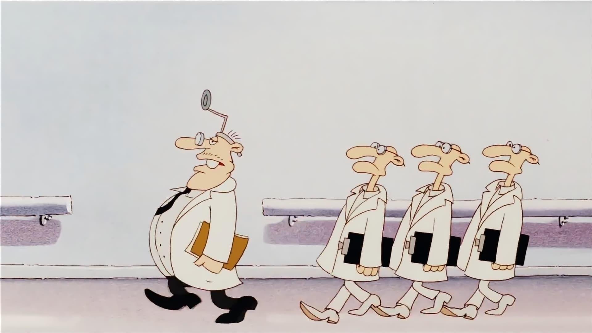 Кадры из фильма Вернер. Твердый, как кость Werner - Beinhart! 1990