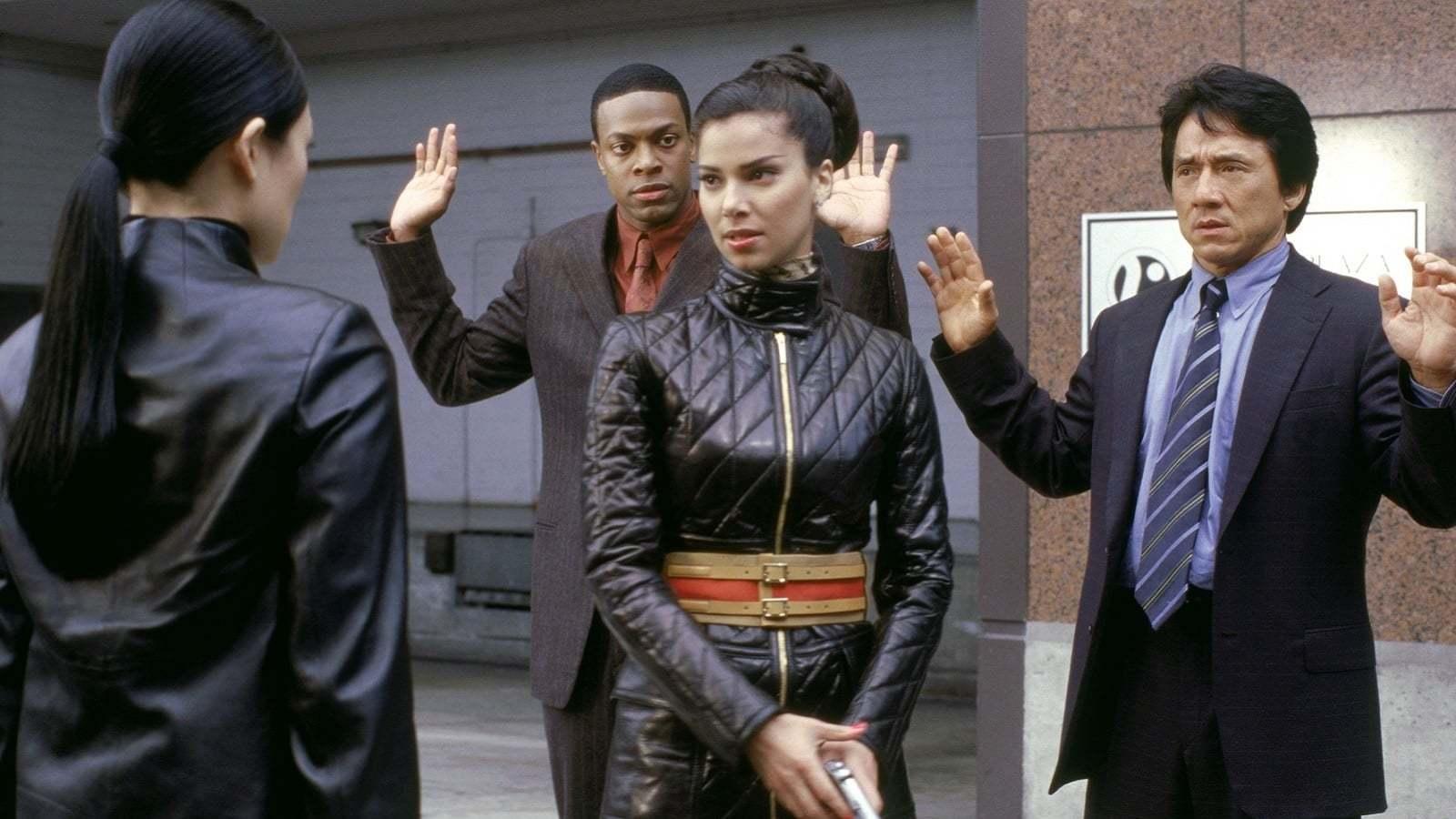 Кадры из фильма Час пик 2 Rush Hour2 2001