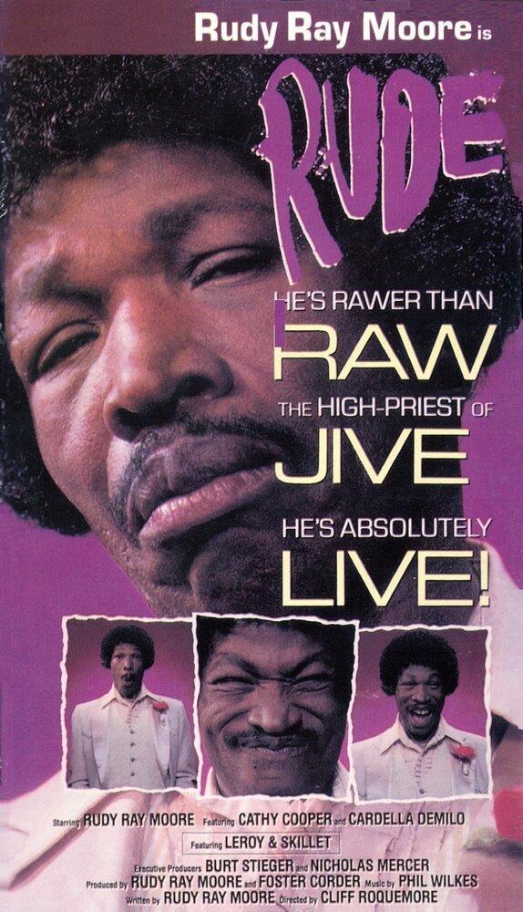 Постер фильма Rude 1982