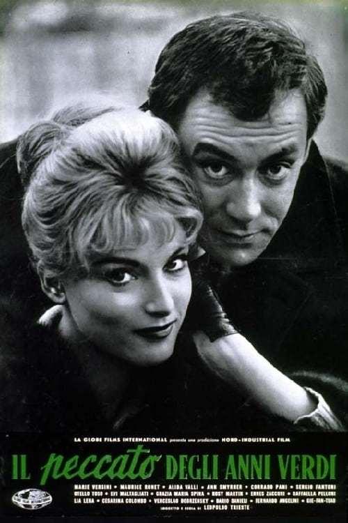 Постер фильма Грех юности 1960