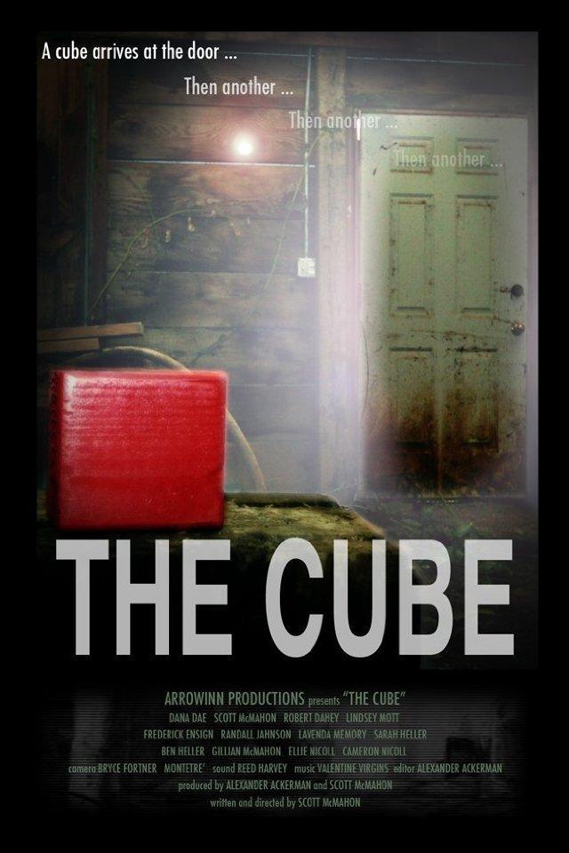 Постер фильма The Cube 2013
