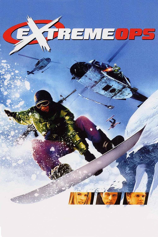 Постер фильма Экстремалы 2002