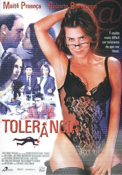 Постер фильма Терпимость 2000
