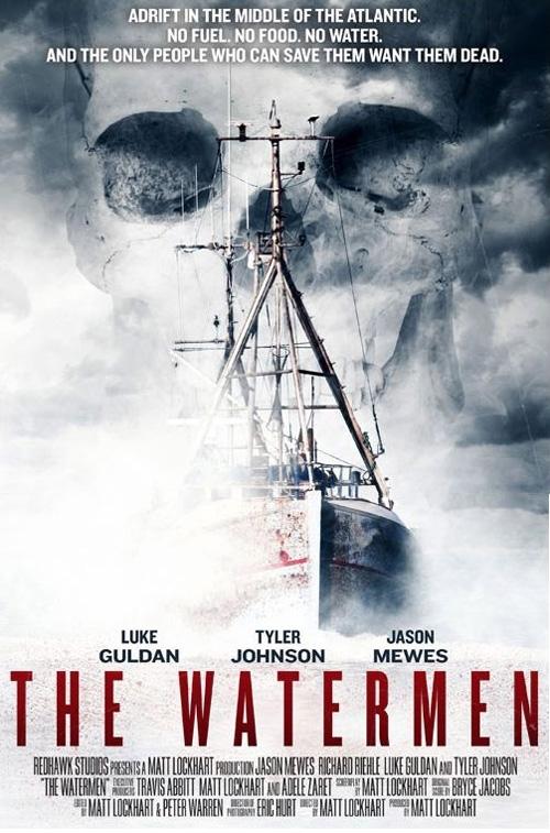 Постер фильма Рыбаки 2012