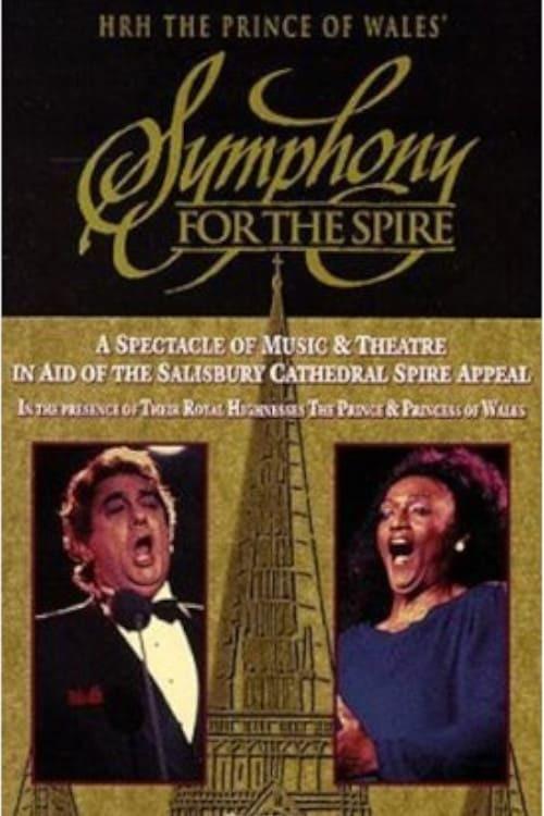 Постер фильма Symphony for the Spire 1992