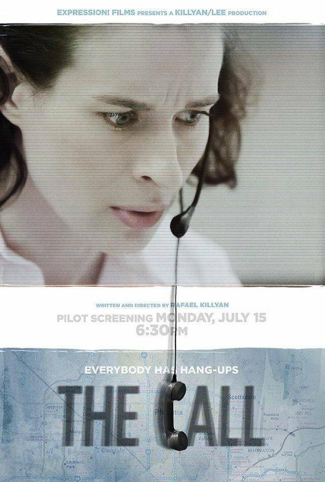 Постер фильма The Call 2016