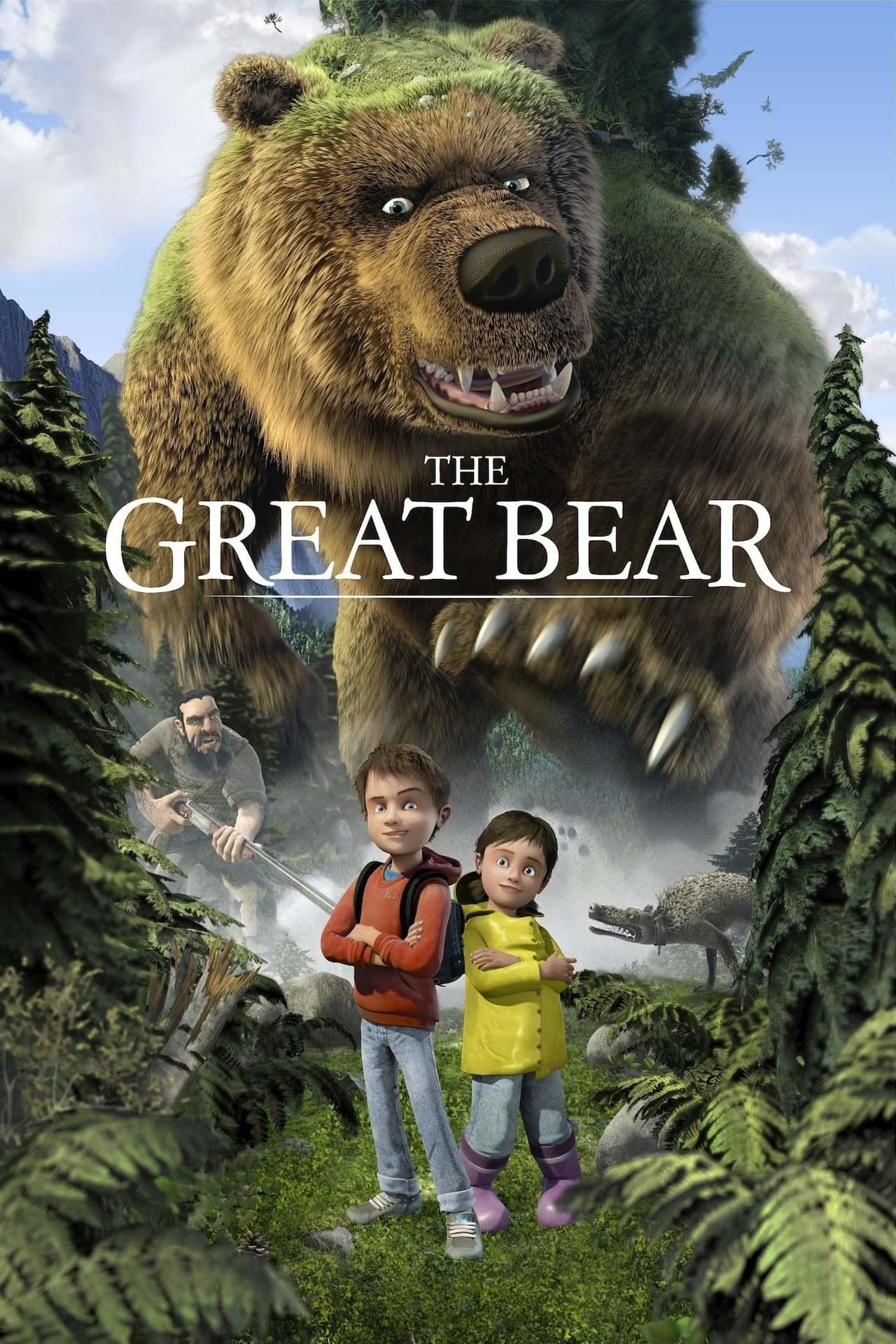 Постер фильма Как приручить медведя 2011