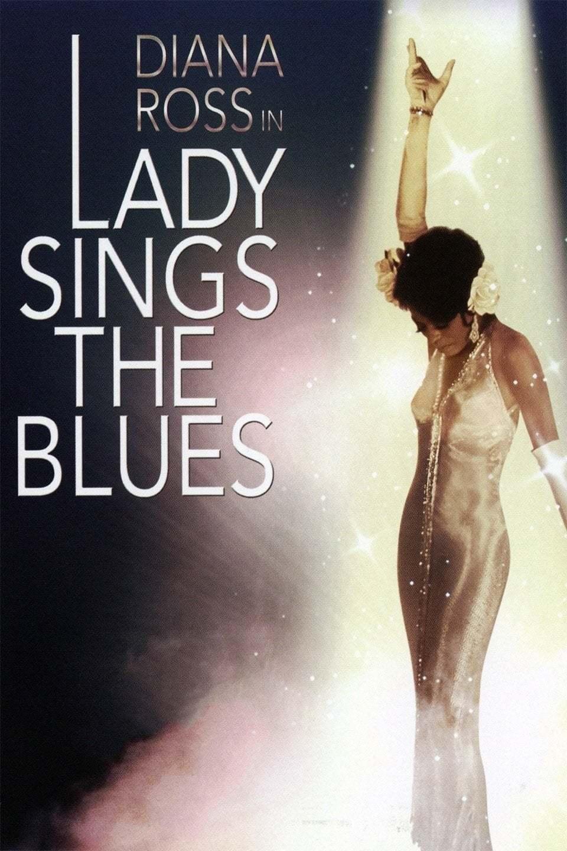 Постер фильма Леди поет блюз 1972