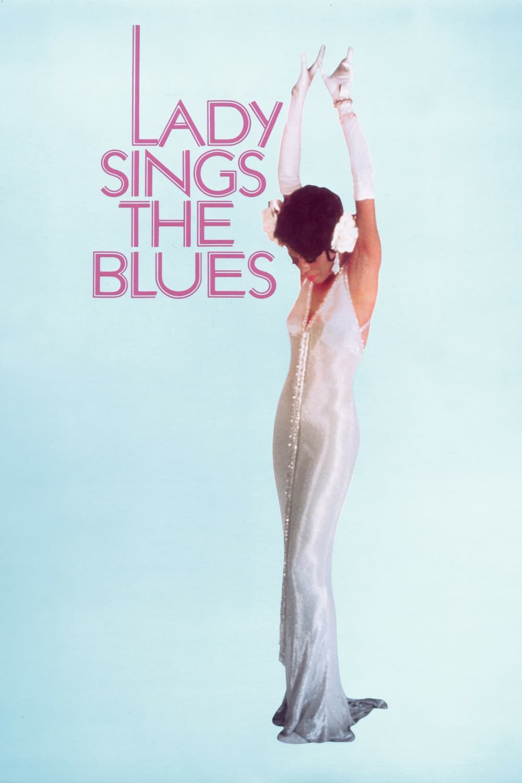 Постер фильма Леди поет блюз Lady Sings the Blues 1972