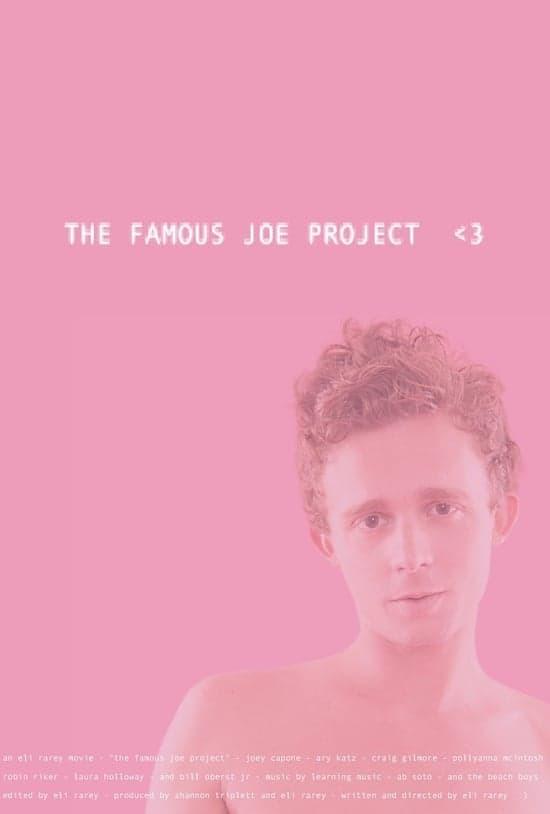 Постер фильма Знаменитый проект Джо 2012