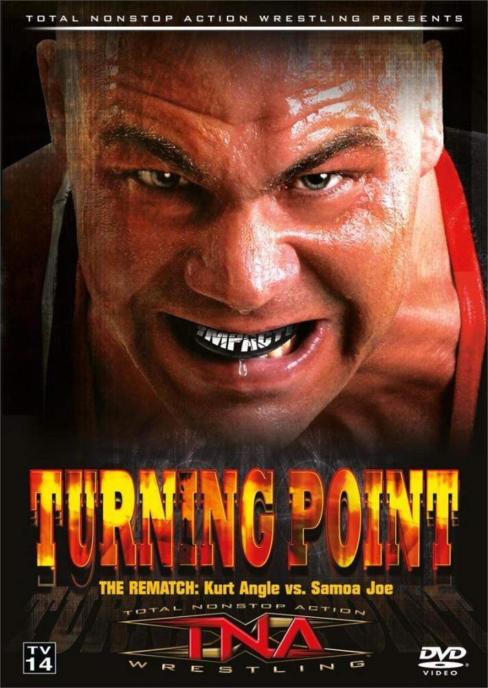 Постер фильма TNA Точка поворота 2006