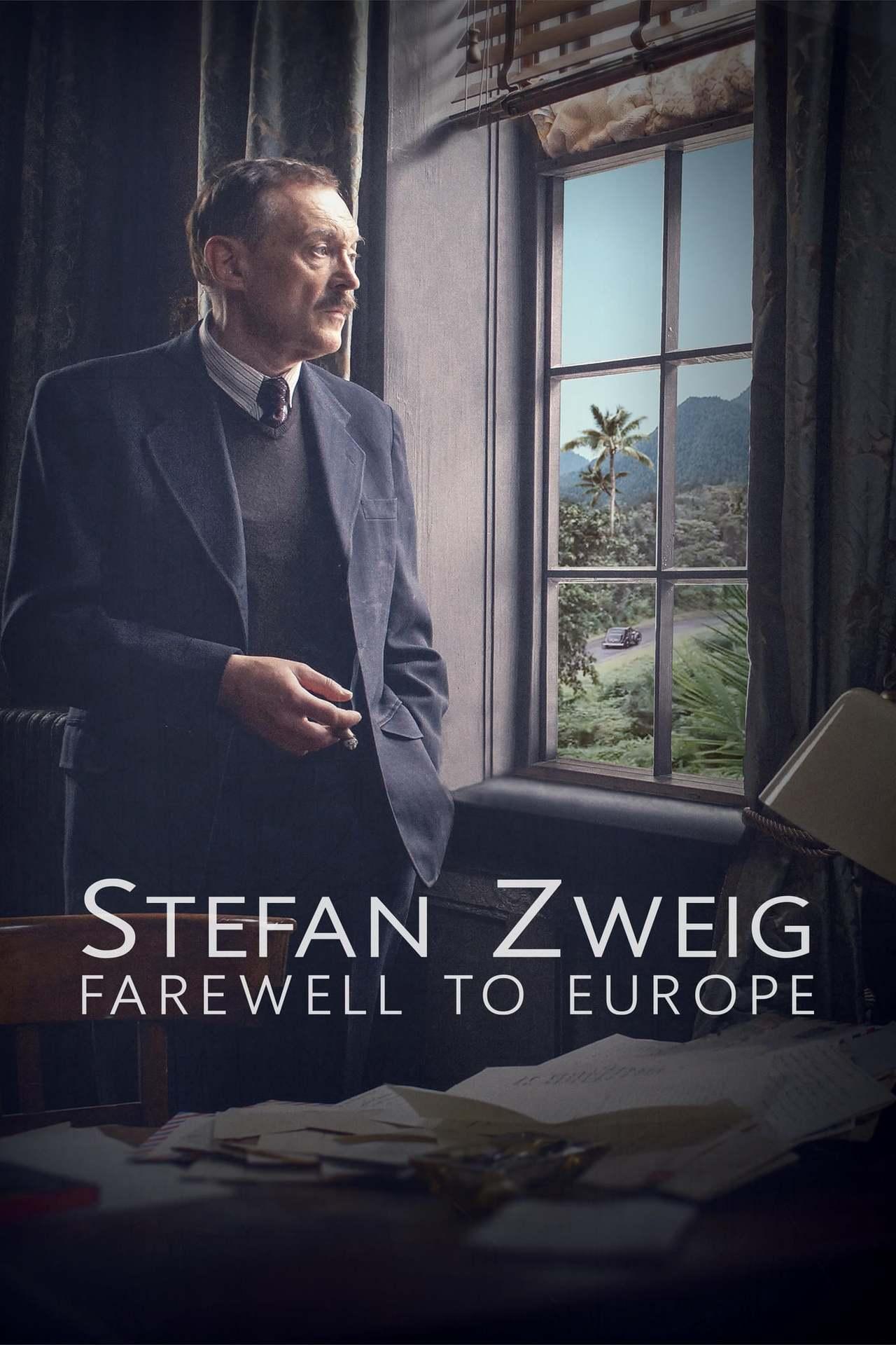 Постер фильма Стефан Цвейг Stefan Zweig: Farewell to Europe 2016