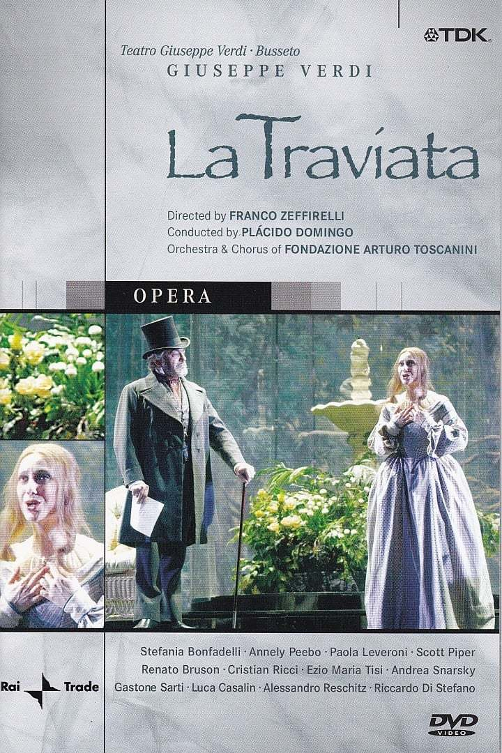 Постер фильма Травиата 2002