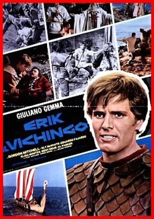 Постер фильма Эрик – викинг 1965