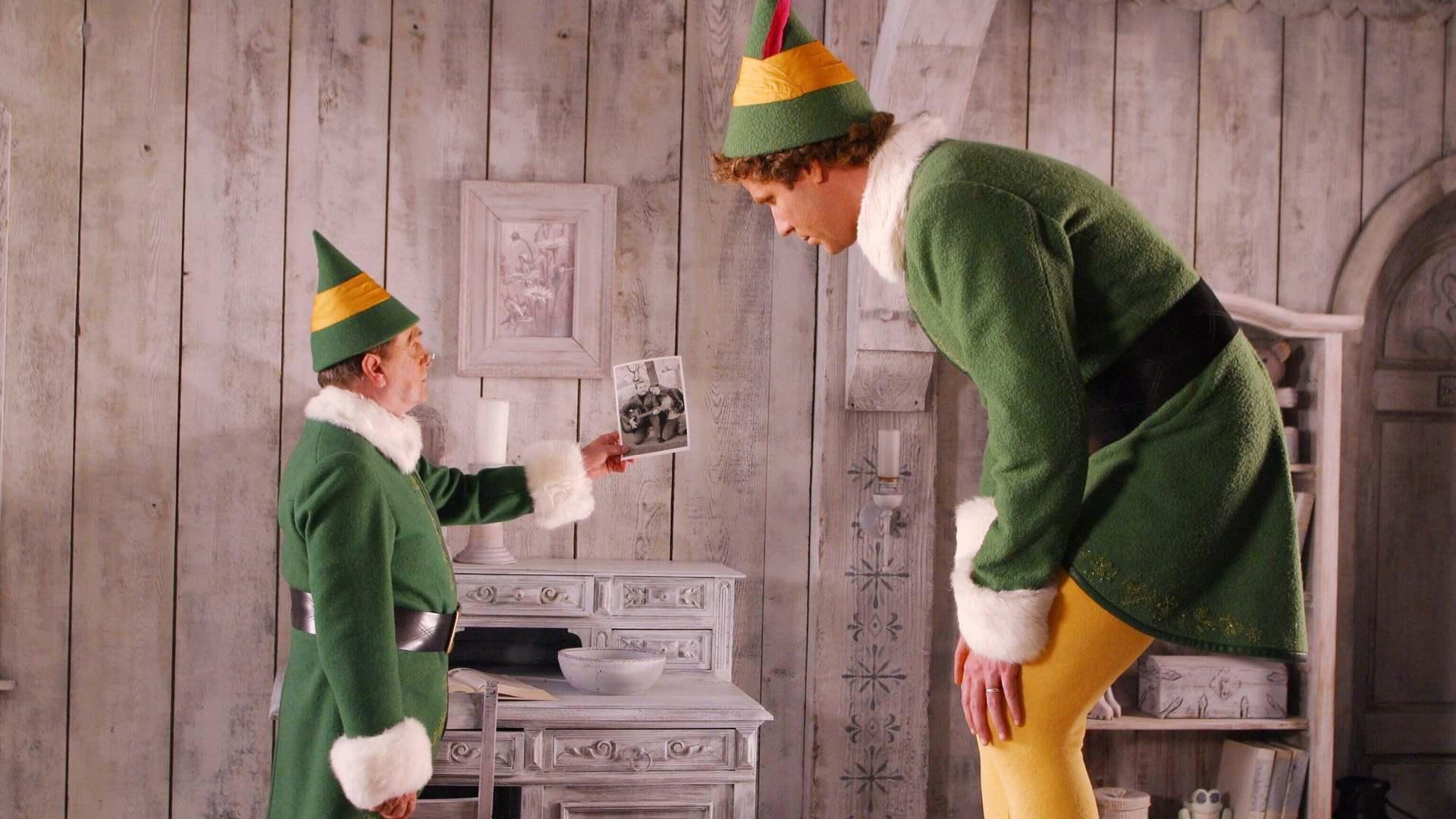 Кадры из фильма Эльф Elf 2003
