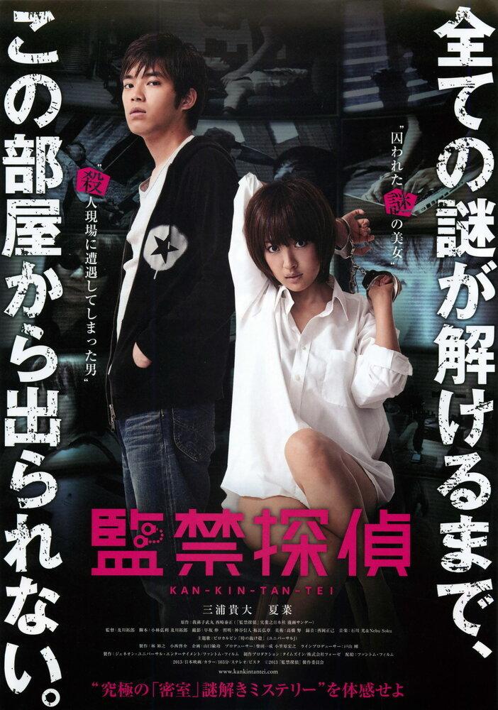 Постер фильма Похищенный детектив 2013