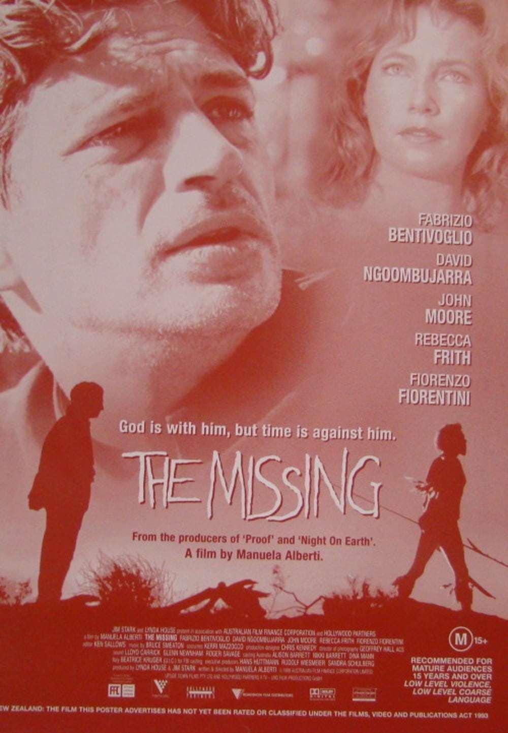 Постер фильма The Missing 1999