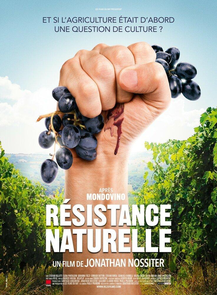 Постер фильма Natural Resistance 2014