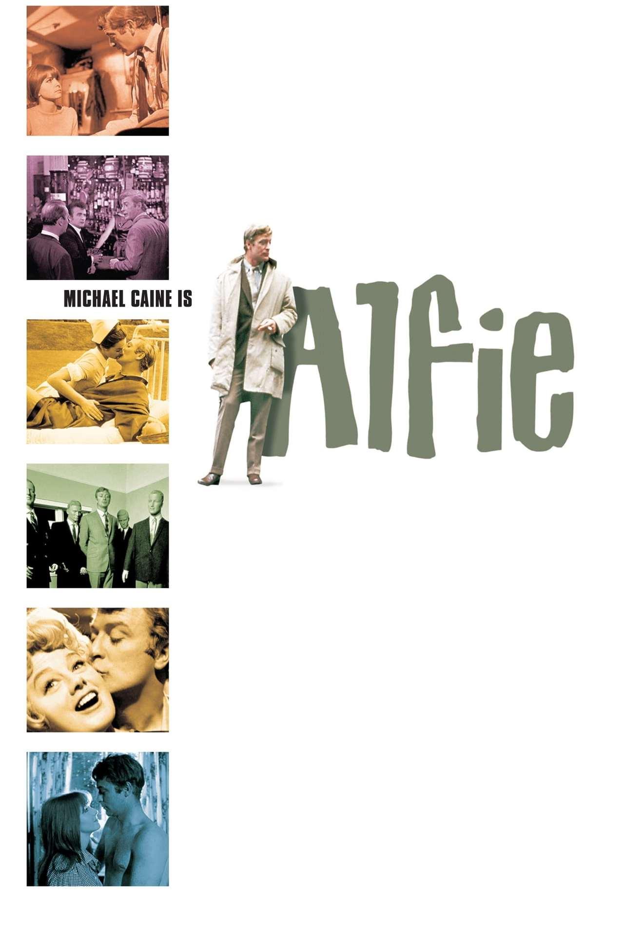 Постер фильма Элфи 1966
