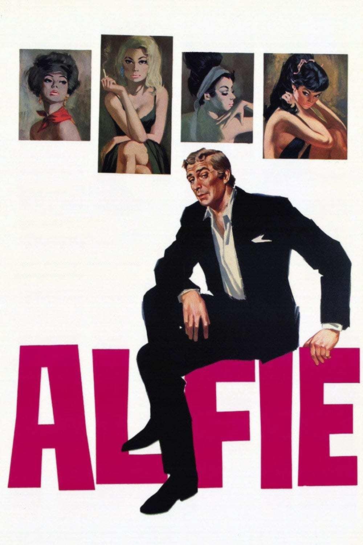 Постер фильма Элфи Alfie 1966