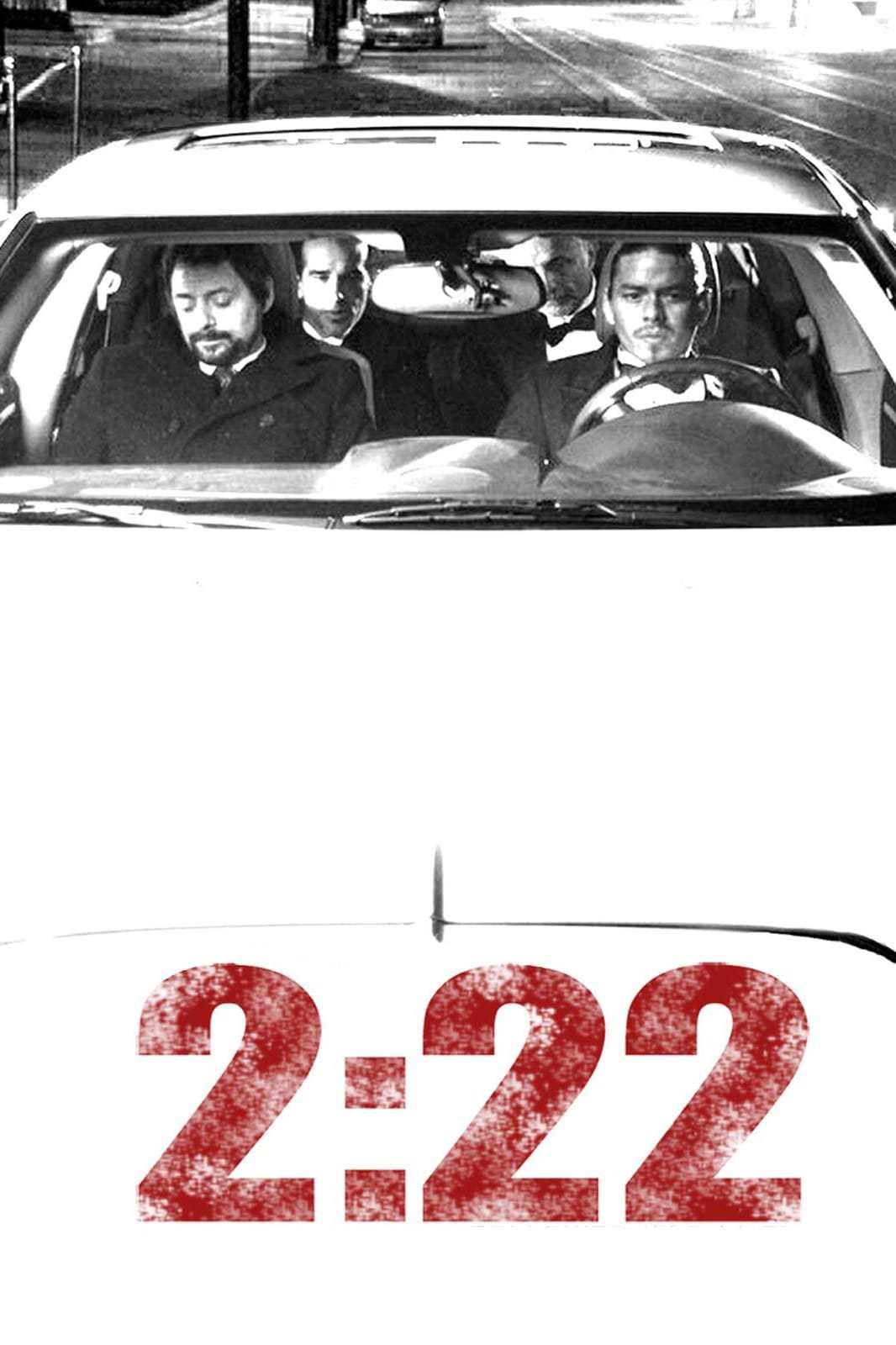 Постер фильма 2:22 2:22 2008
