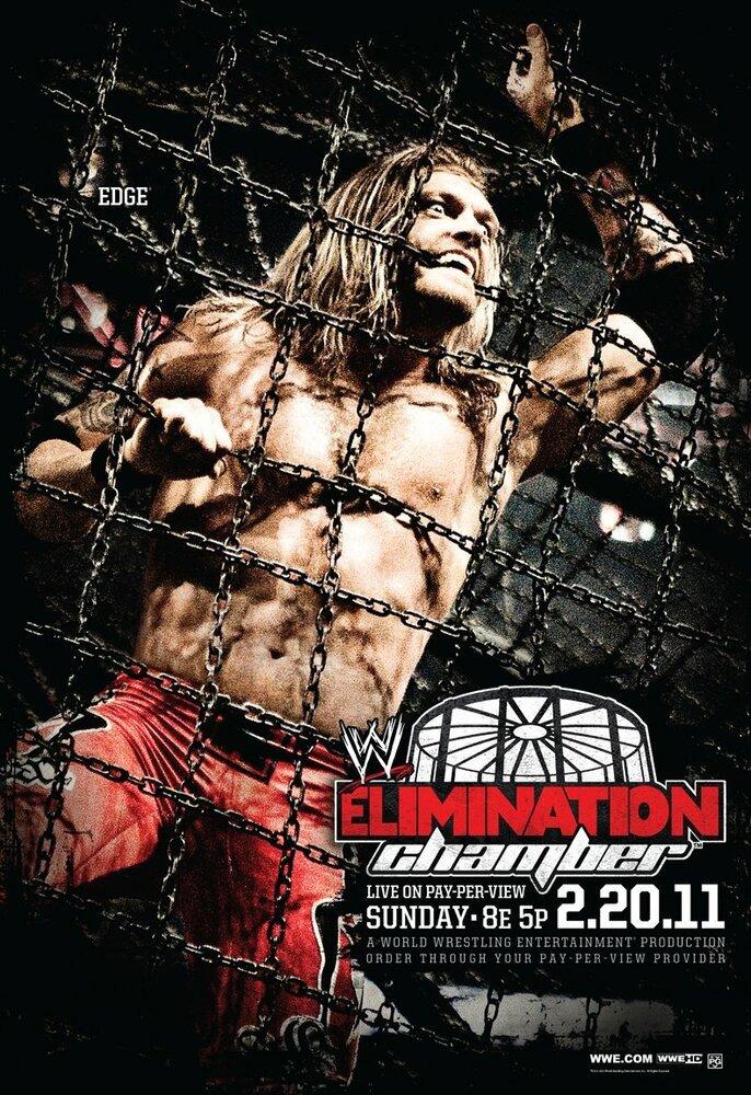 Постер фильма WWE Камера ликвидации 2011