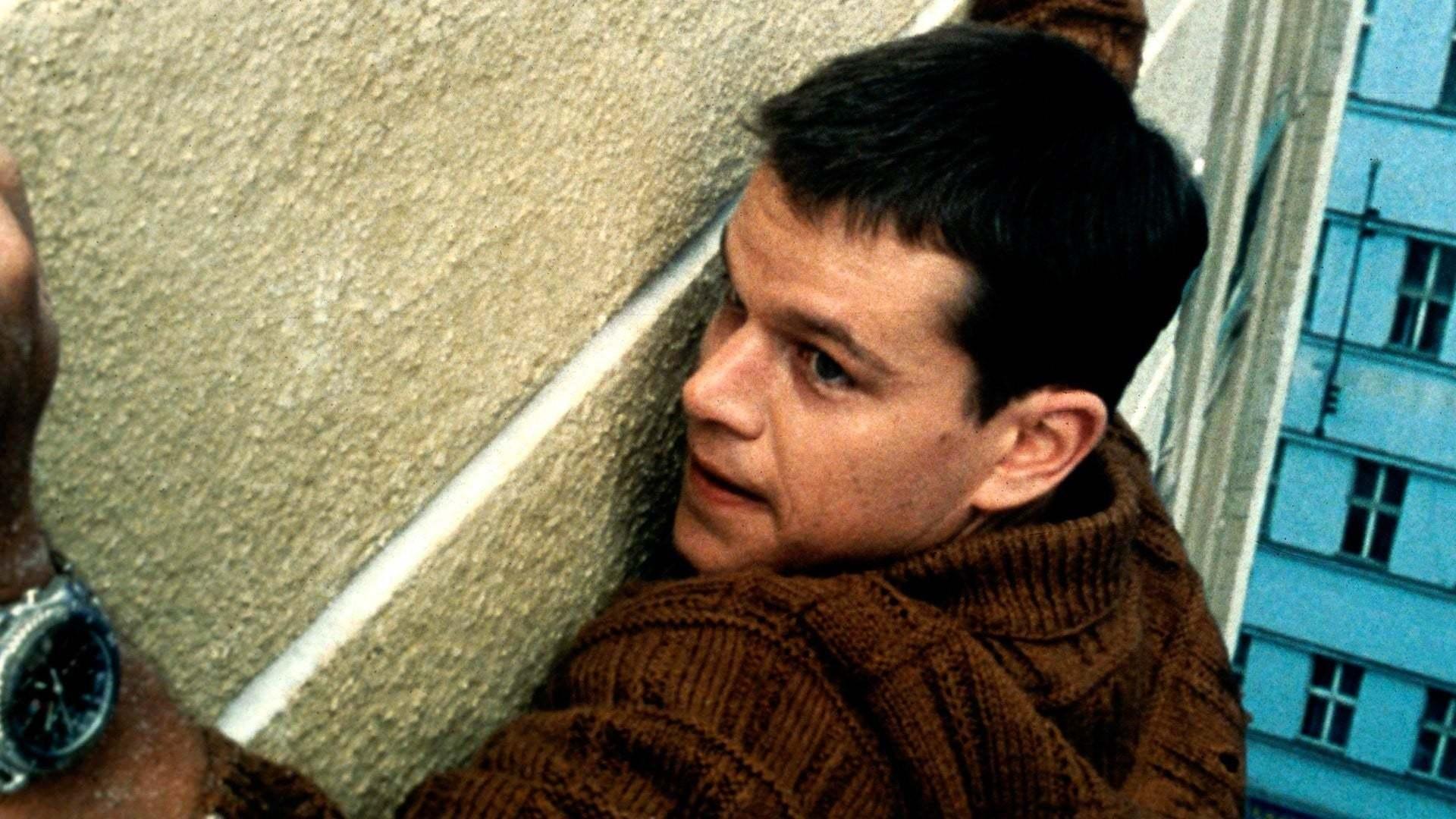 Кадры из фильма Идентификация Борна The Bourne Identity 2002