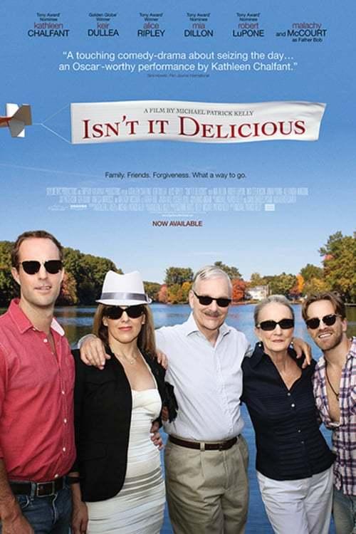 Постер фильма Isn't It Delicious 2013