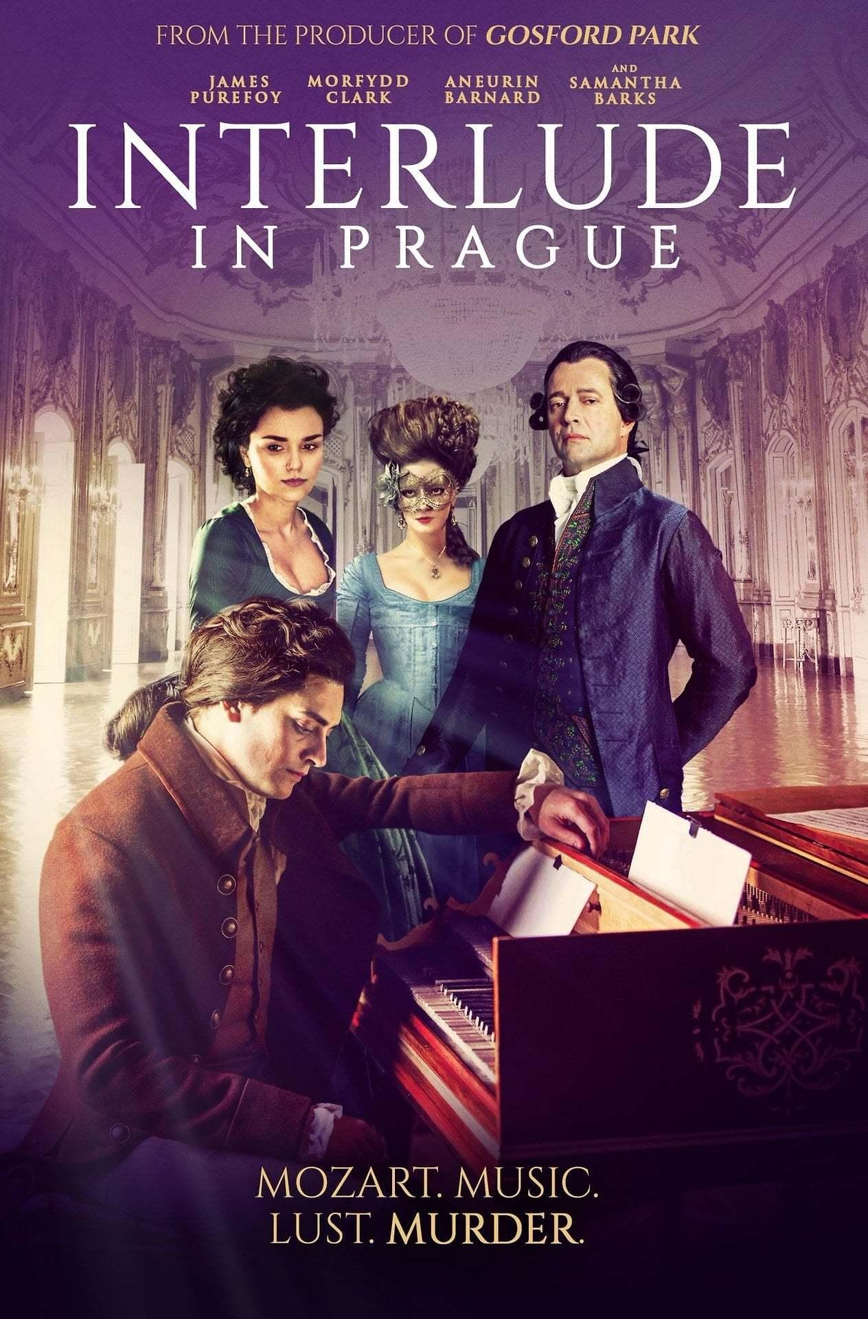 Постер фильма Интерлюдия в Праге 2017