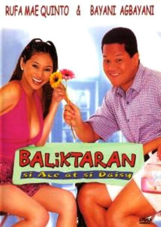 Постер фильма Baliktaran: Si Ace at si Daisy 2001
