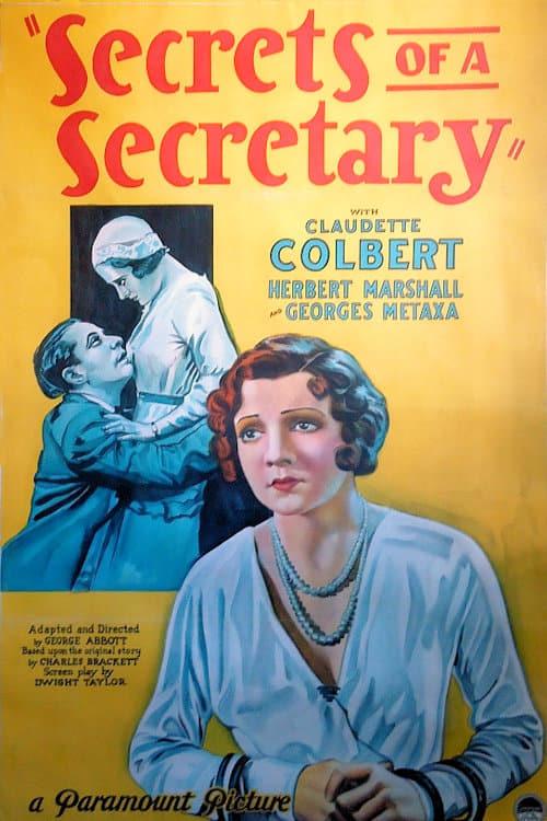 Постер фильма Секреты секретарши 1931