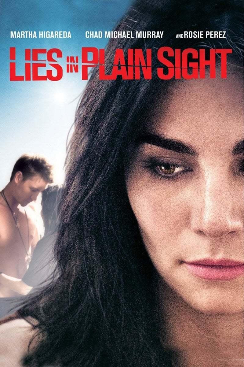 Постер фильма Очевидная ложь 2010