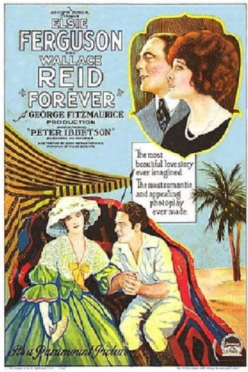 Постер фильма Навсегда Forever 1921