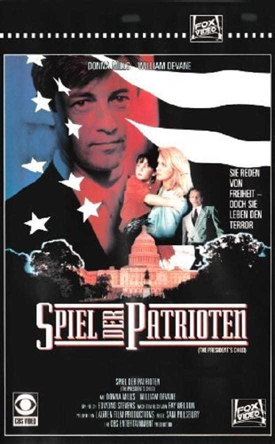 Постер фильма The President's Child 1992